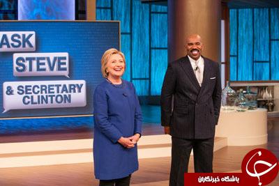 هیل: سوالات مصاحبه زنده کلینتون از پیش در اختیار وی قرار گرفته بود+ تصاویر