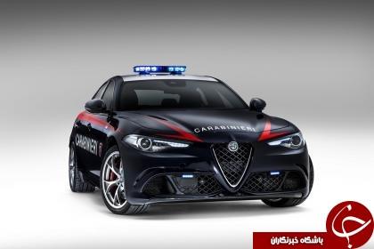 بهترین و بدترین ماشین پلیسهای جهان