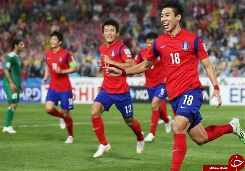 صدرنشینی کرهجنوبی با شکست قطر