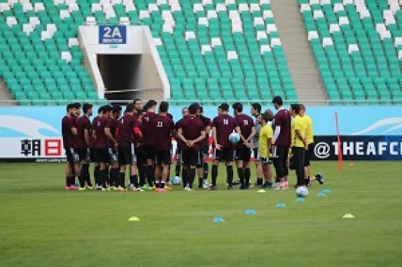 ازبکستان 0 - ایران 0