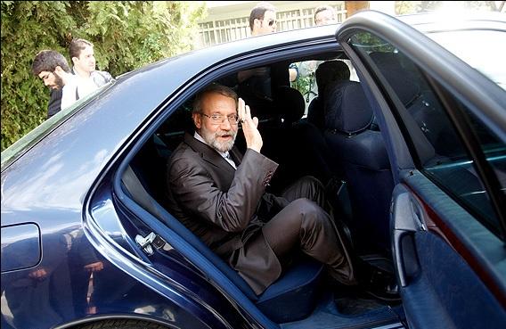 علی لاریجانی: نامزد انتخابات ریاست جمهوری ۹۶ نمیشوم
