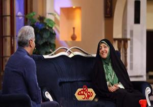 تکذیب سانسور و پخش نشدن برنامه معصومه ابتکار در «دورهمی»