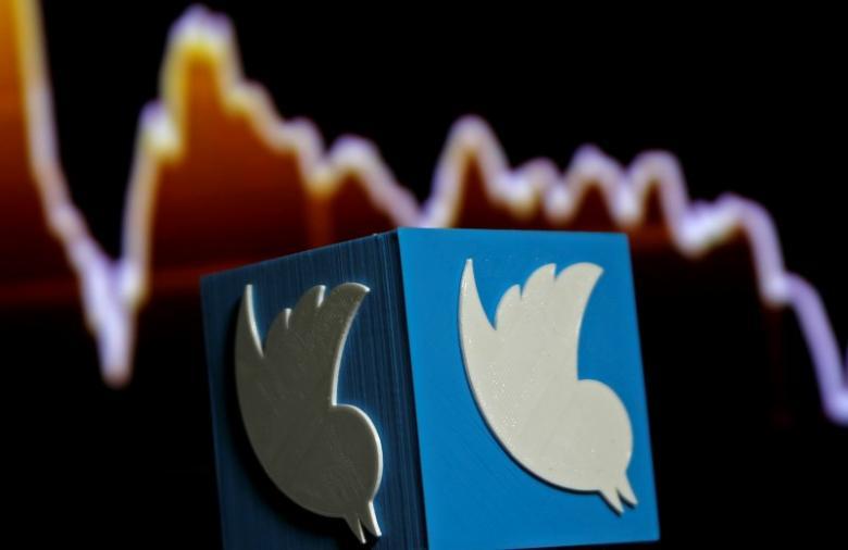 کاهش ارزش سهام صعود کرده توییتر با شایعه ای دیگر