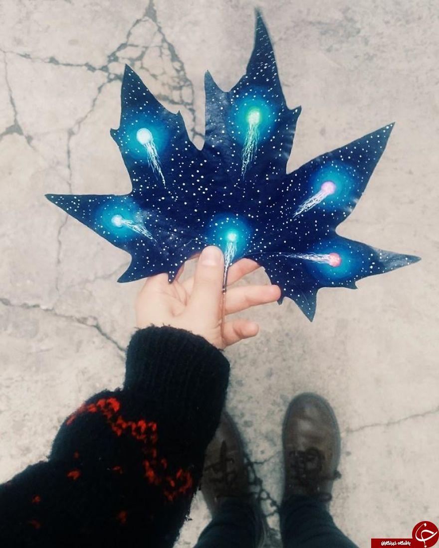 برگ های هنری زیبا ایده یک زوج گرجستانی+ تصاویر