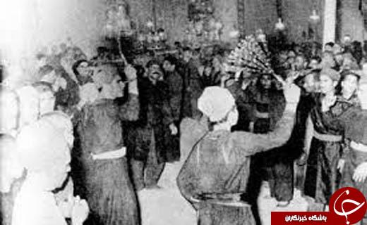 خطر نابودی آرشیو عکس های قدیمی ایران+عکس