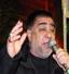 باشگاه خبرنگاران - مداحی زیبا از غلامحسین پیروانی در مراسم عزاداری امام حسین (ع) + فیلم