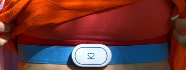 دستگاه بندانگشتی برای اندازهگیری ضربان قلب+تصاویر