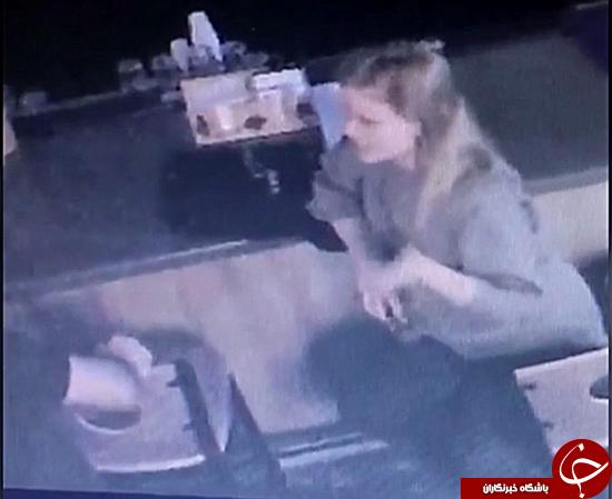 قاتل روانی پس از قتل دختر او را تکه تکه و جسدش را سوزاند +تصاویر
