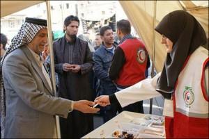 250 پزشک برای پوشش درمان زائران در کربلا مستقر شوند