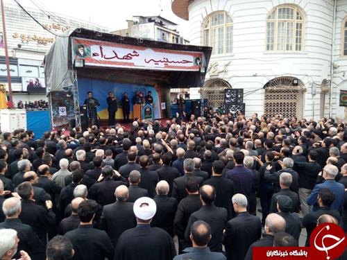 5275989 765 - عزاداری روز تاسوعای حسینی در رشت