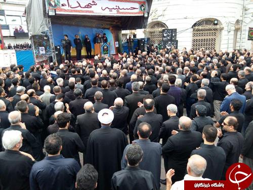 5275991 276 - عزاداری روز تاسوعای حسینی در رشت