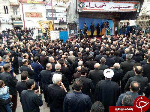 5275992 915 - عزاداری روز تاسوعای حسینی در رشت