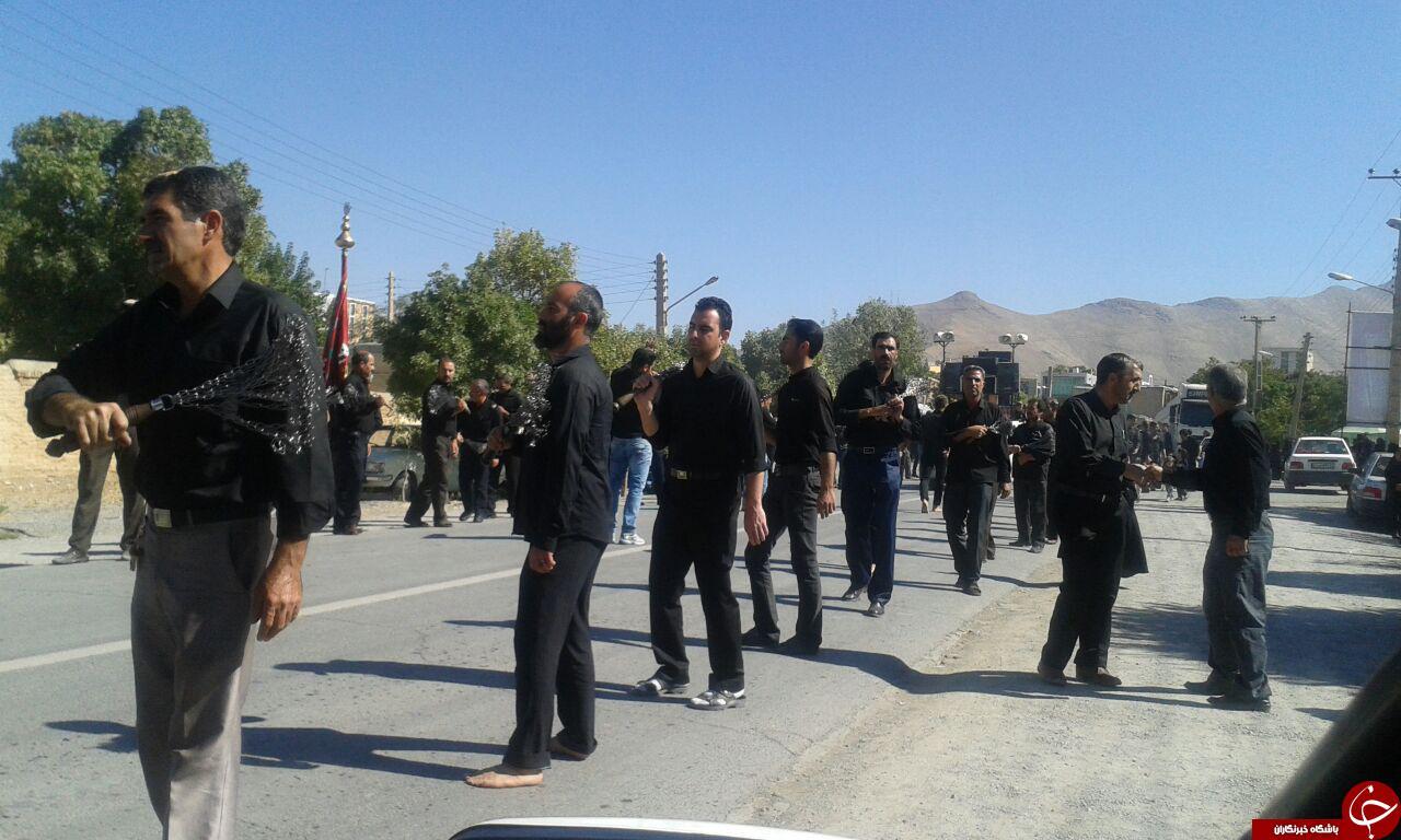 ایران در غم و اندوه عزای حسینی+ تصاویر