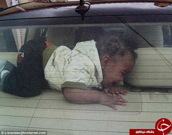 بدترین پدر و مادرهای دنیا چگونه فرزند خود را تربیت میکنند؟ +تصاویر