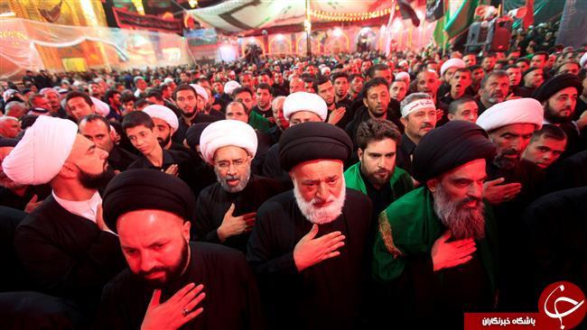 مراسم عزاداری حسینی در سراسر جهان+ تصاویر