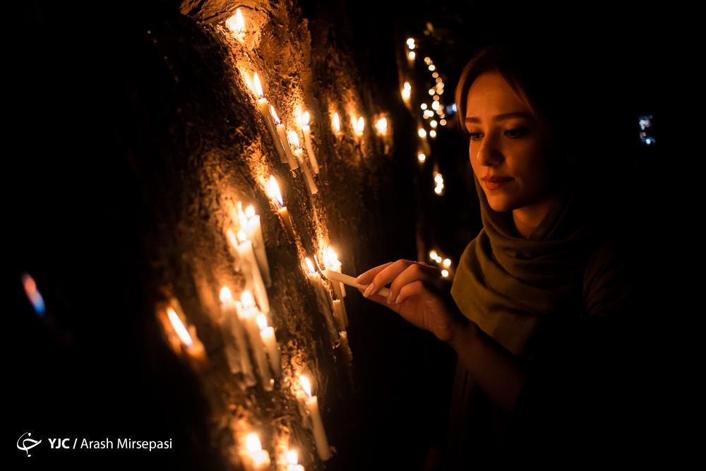 مراسم شام غریبان حسینی در ایران
