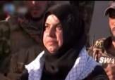 باشگاه خبرنگاران - فرمانده زن یگان ماموریتهای ویژه عراق + فیلم