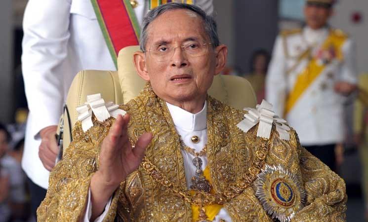 واجیرالونگکورن جانشین پادشاه تایلند میشود