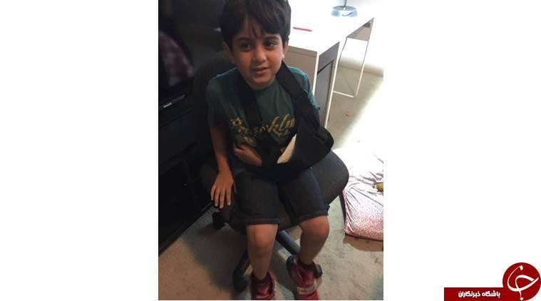 آزار و اذیت کودک 7 ساله بخاطر مسلمان بودنش