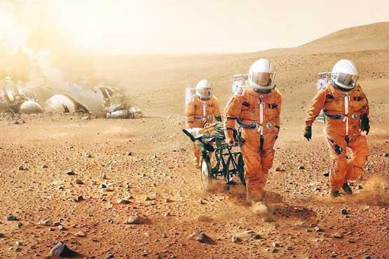 تغییرات مغز انسان در سفر به مریخ
