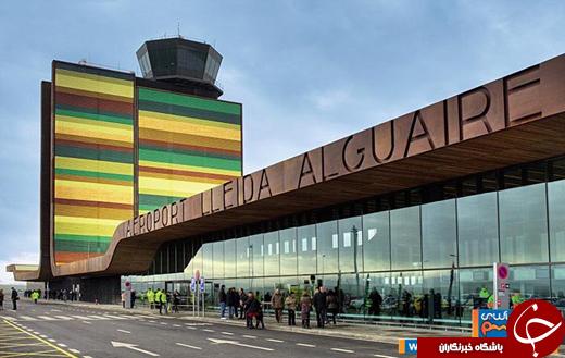 عکس/ مدرن ترین فرودگاههای دنیا