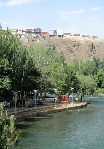 قصه تلخ ویلاسازی در حاشیه زاینده رود