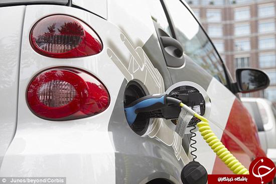 خودروهای الکتریکی کمتر پشت چراغ قرمز میمانند +تصاویر