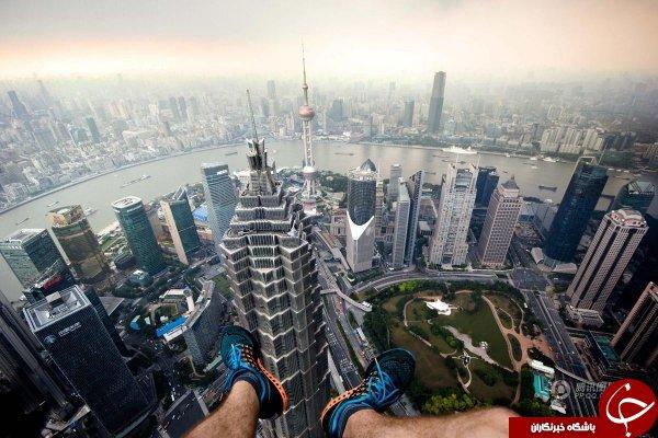 هیجانانگیزترین سلفی جهان را اینجا ببینید +عکس