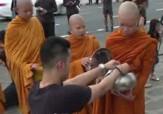 باشگاه خبرنگاران - عزاداری مردم تایلند برای سومین روز پس از مرگ پادشاه + فیلم