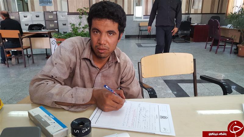 راز جسد کشف شده با دستگیری جنایت کار در جاده ورامین فاش شد+تصاویر