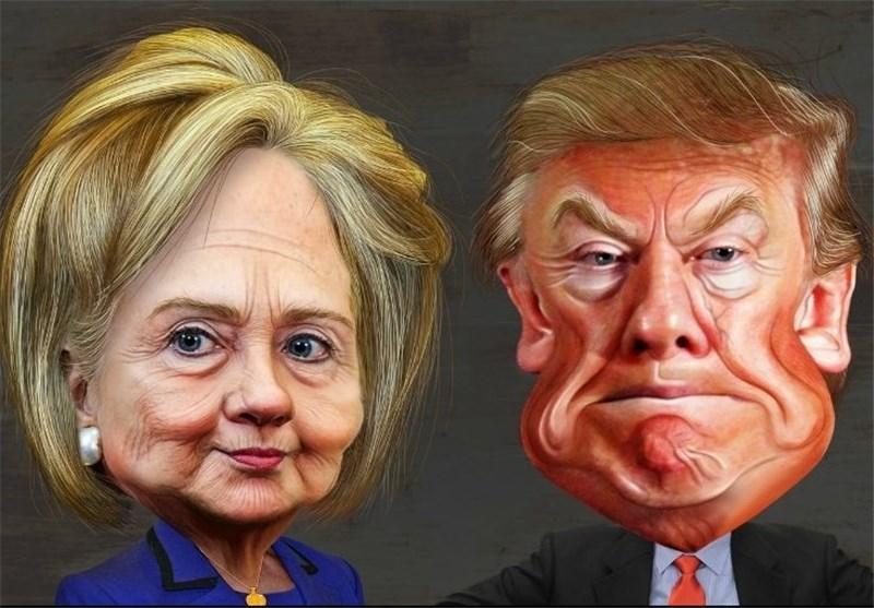 نامزدهای انتخاباتی آمریکا با