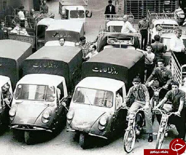 تصاویر زیرخاکی و گمشده در تاریخ؛