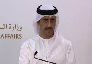 تشکر امارات از ترکیه در حمایت از استرداد جزایر سه گانه ایرانی