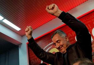 پیروزی حزب حاکم دموکراتیک سوسیالیست در انتخابات پارلمانی مونتهنگرو