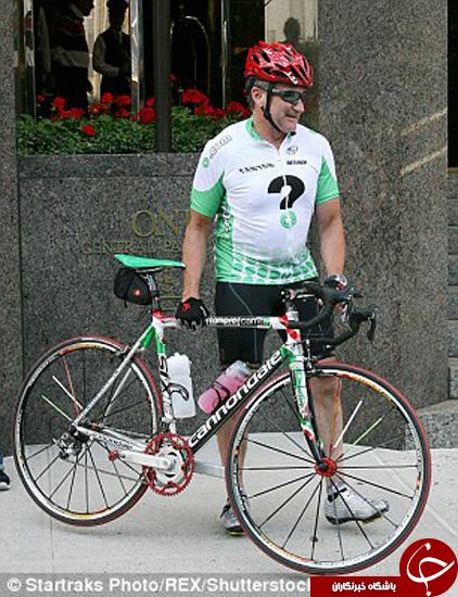 دوچرخههای بازیگر مشهور هالیوود برای خیریه به حراج گذاشته شدند +تصاویر