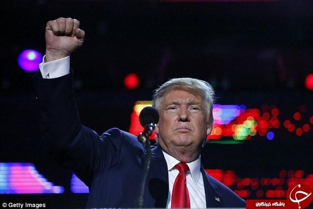 یک شاهد معتبر برای فساد اخلاقی ترامپ +عکس