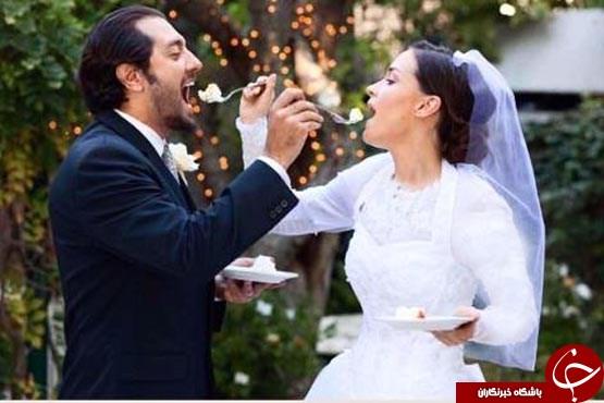 عروسی بهرام رادان در کالیفرنیا !