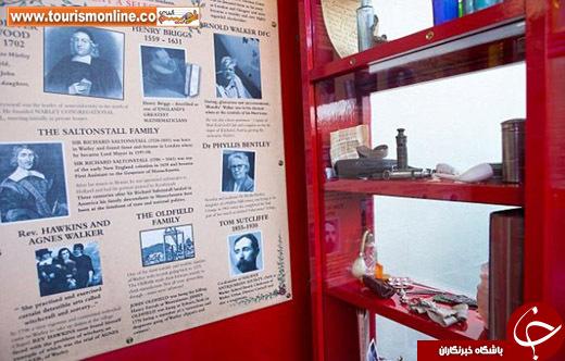 عکس/ کوچک ترین موزه دنیا را ببینید