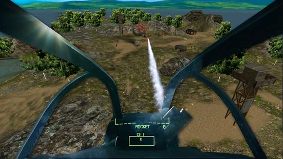 دانلود بازی پرطرفدار جنگ جهانی هلیکوپتر ها