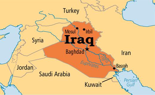 از رد درخواست رضا ضراب در آمریکا تا کندن تابلوهای شهر موصل از سوی تروریستها و کاهش قلمروی داعش+نقشه