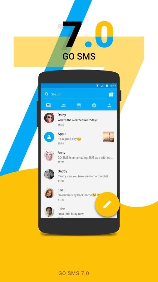 GO SMS Pro Premium