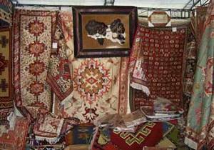 صادرات فرش و گلیم عنبران به بازارهای ترکیه