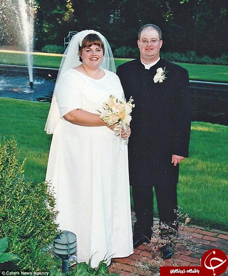 جشن عجیب زوج برای سالگرد ازدواج +تصاویر