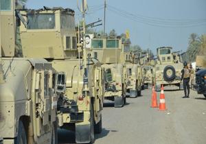 فرمانده عملیات زمینی ارتش آمریکا در عراق: سرکرده های داعش در حال فرار از موصل هستند