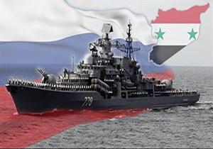 دیپلمات ناتو: روسیه در حال استقرار ناوگان دریایی خود در سوریه است