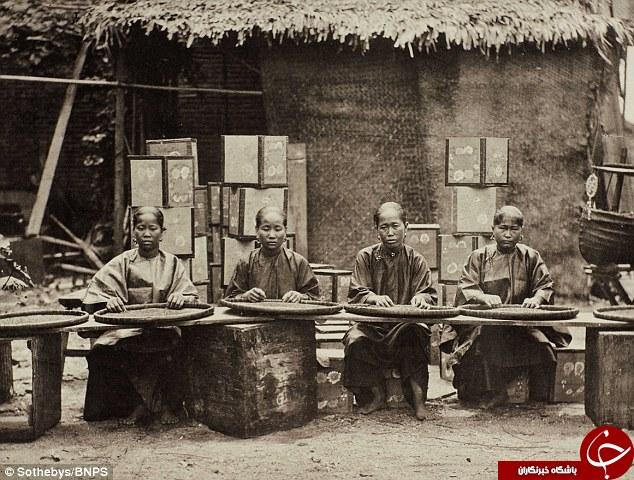 140 سال قبل چین