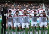 باشگاه خبرنگاران - تیم ملی ایران با۱۰ پله صعود بیست و هفتم جهان و اول آسیا شد + فیلم