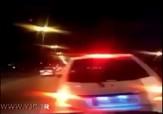 باشگاه خبرنگاران - رانندگي ديوانه وار و خطرناك در خيابان های پایتخت + فیلم