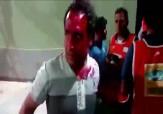 باشگاه خبرنگاران - شکستن سر هوادار پرسپولیس به جرم نشان دادن عدد ۶ + فیلم
