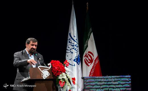 دکتر علی عسکری: امنیت امروز ما از برکات دفاع مقدس است/ شهاب حسینی جایزهاش را به فرزندان شهید بابایی تقدیم کرد